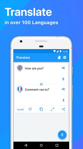 iTranslate Translator & Dictionary PRO v4.5.9 beta 1 [Pro]   iTranslate Translator & Dictionary PRO v4.5.9 beta 1 [Pro] Requirements:4.1 Overview:iTranslate is the leading free translator / traductor and dictionary app. Easily translate text or start voice-to-voice conversations in over 100 languages.  iTranslate is the leading free translator / traductor and dictionary app. Easily translate text or start voice-to-voice conversations in over 100 languages. Our new Offline Mode allows you to…