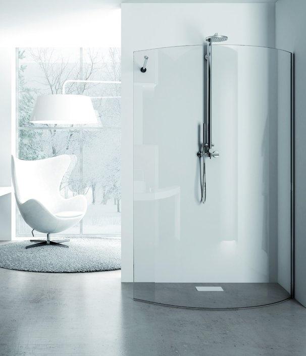 SOLODOCCIA® by Megius #bathroom #shower #minimal