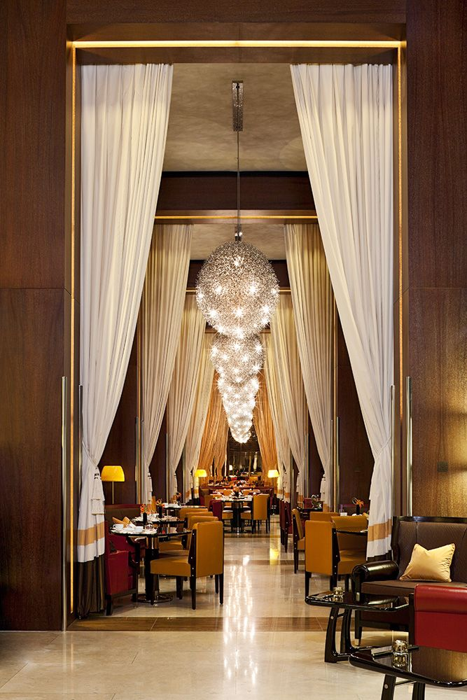 45 Park Lane for Dorchester Collection - Paul Davis + Partners in collaboration with The Office of Thierry Despond