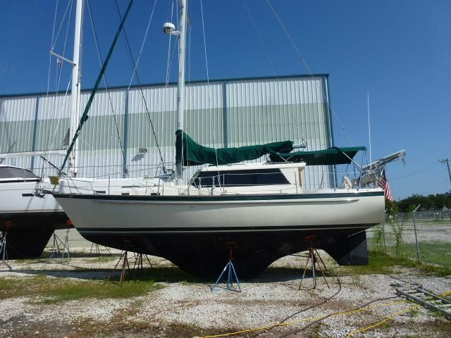 1980 Pearson 36 Pilothouse Sail Boat For Sale - www.yachtworld.com