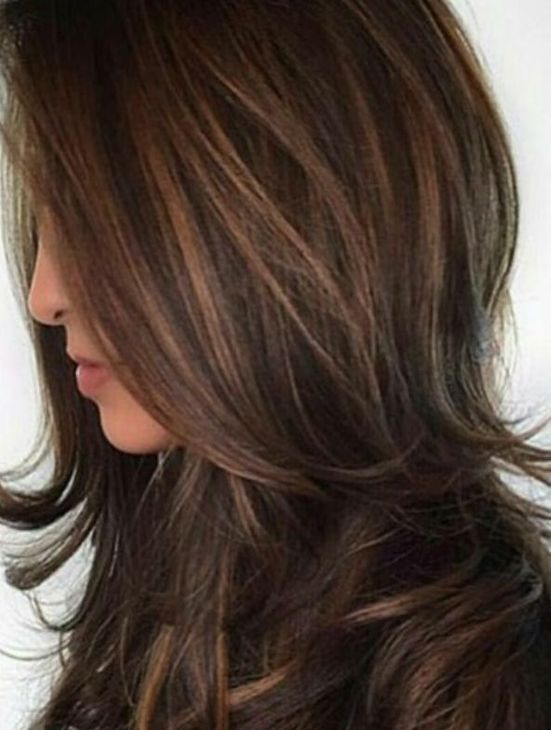 Prettiest Long Hairstyles And Haircuts For 2017 Cabelo Pinterest