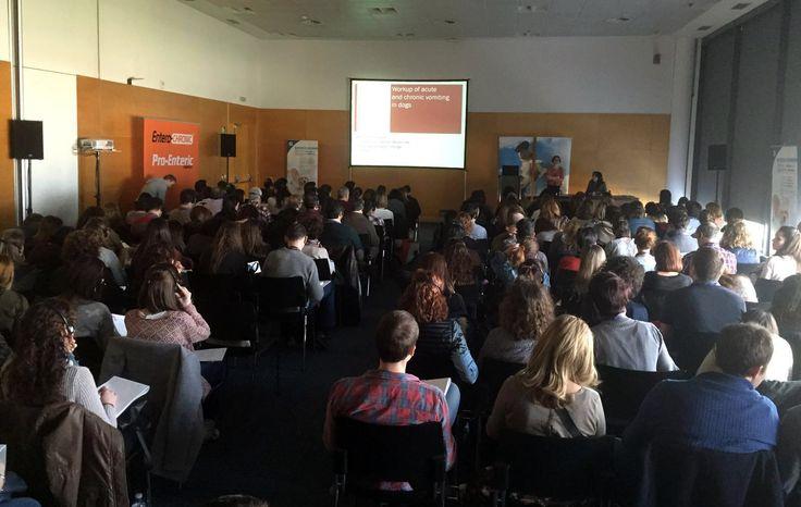 #VetMadrid2016 (Madrid, 3-5 Marzo) - Bioibérica ha patrocinado las conferencias de Vicente Cervera (Hospital Veterinario Valencia Sur) y Karen Allenspach (Royal Veterinary College de Londres)