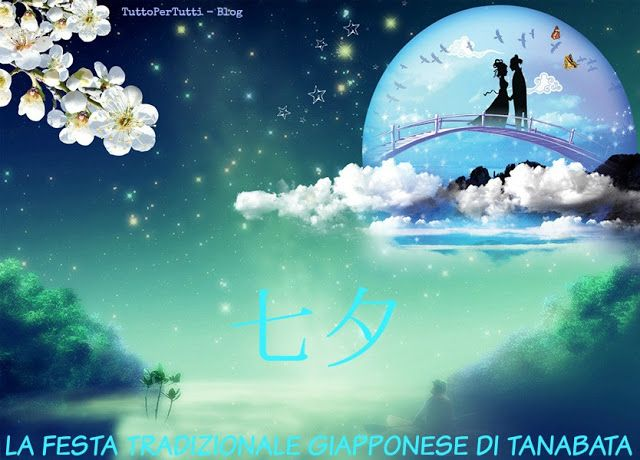 tanabata festa giapponese