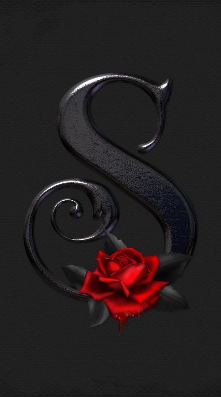 Download Letter S Rose Wallpaper By Konig 22 Free On Zedge