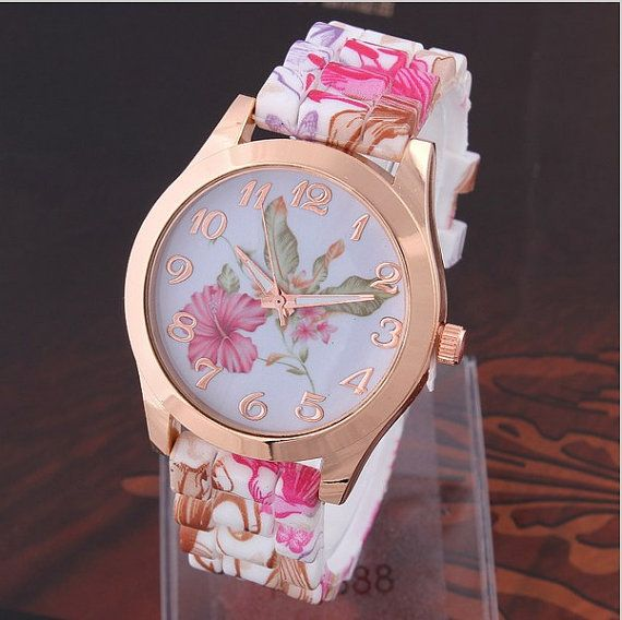 Womens Watch Unisex Watch Women Watch by BeautifulEtsyWatches, $8.99