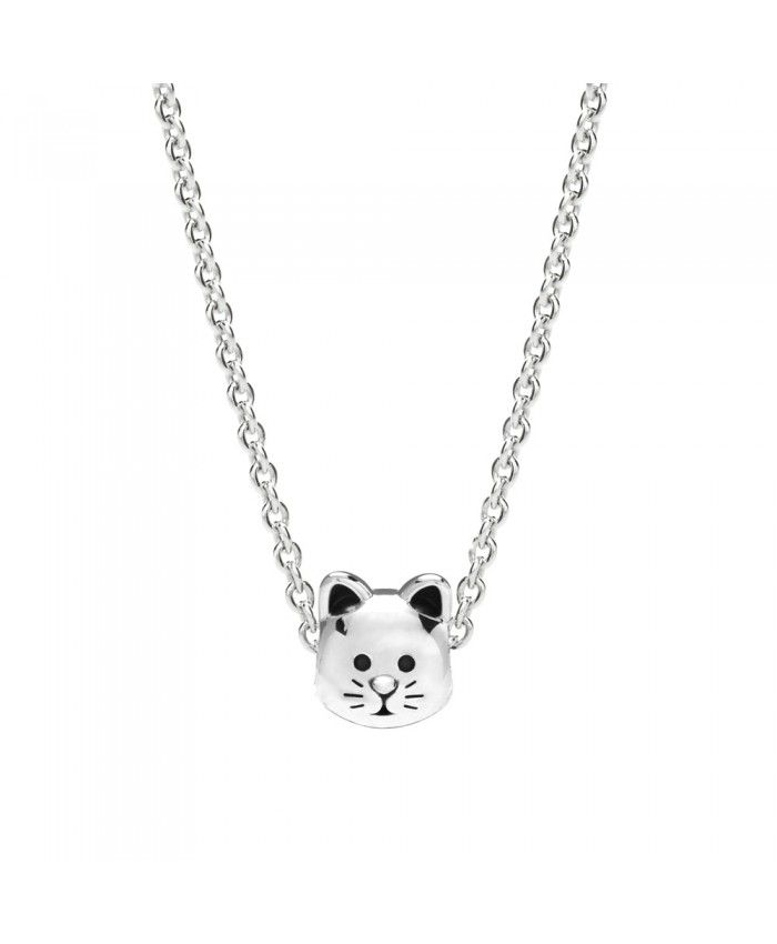 PANDORA Curious Cat Necklace Sale UK