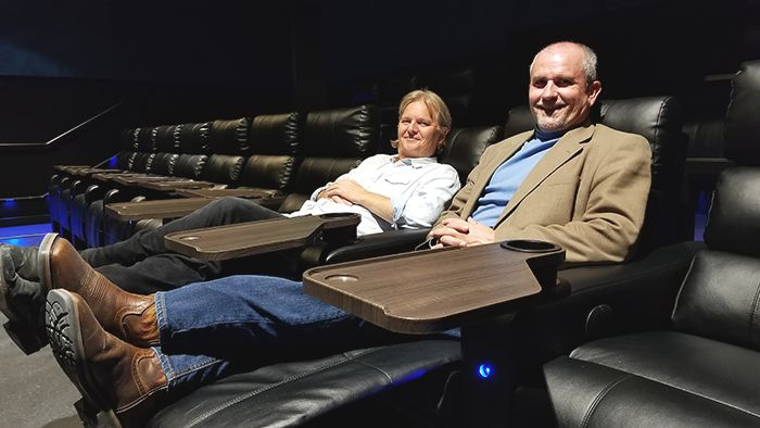 Starting Friday, Dripping Springs-area residents won't have to drive into Austin to get their film fix. Sky Cinema, a new 14-screen movie theater, will hold a soft-opening from Jan. 26 to Feb. 1. The theater is the anchor for Belterra Village, a 93-acre mixed-use... #cinema #drippingsprings #sky