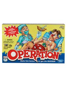 Hasbro Games Operation product photo