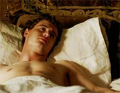 He's also very good at the whole shirtless thing. | 29 Reasons To Fall In Love With Max Irons