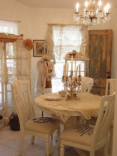 Romantic Homes Decorating: Romantic Country #5 Images On Pinterest