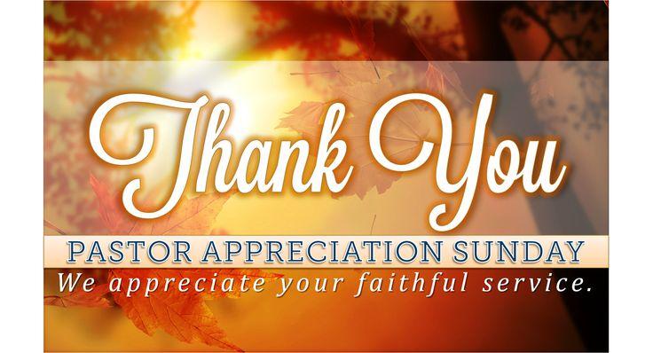 Slide for Pastor Appreciation Sunday | My Designs ...