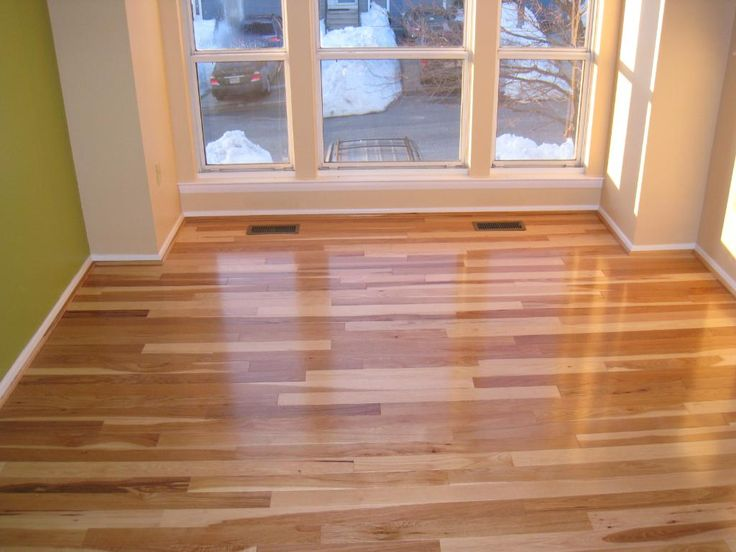 Hickory Floor (from Lumber Liquidators)