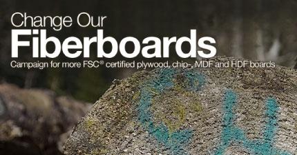 FSC Forest Stewardship Council France (FSC-FR) ·Nouvelle campagne FSC : Augmentons l'offre en panneaux certifiés FSC