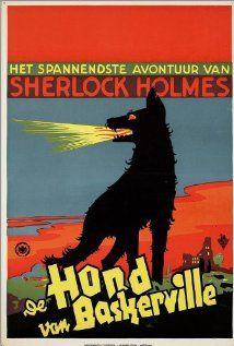 Der Hund von Baskerville (1914) Poster