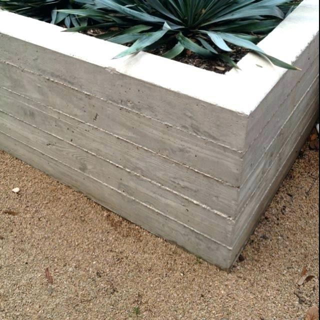 Board Form Concrete Concrete Retaining Wall Form Board Form Concrete Concrete Retaining Wall Forms For S Concrete Retaining Walls Concrete Planters Fence Decor