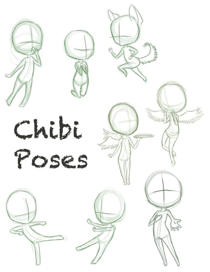 Sketch practice from 12 hour livestream challenge, part 1 * Yes, You can use the drawings for your own study. In case you want to use them to make chibi base, just make sure to leave a link to the ...