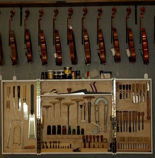 Repairs | The Violin Shop in Lincoln