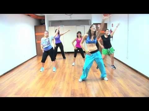Clases de Zumba Fitness con Diana Serena - Las Palmas de G.C. - ENformate - YouTube