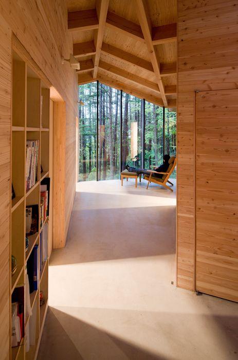 INBETWEEN HOUSE Koji Tsutsui & Associates Karuizawa, Nagano, Japan