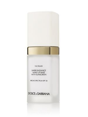 DOLCE & GABBANA The Primer Sheer Radiance Makeup Base with Sunscreen/SPF 30/1 oz.. #dolcegabbana #