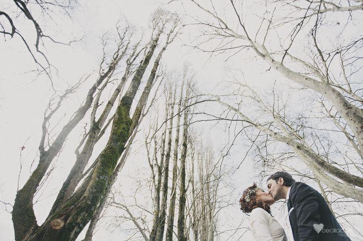 winter wedding / boda en invierno