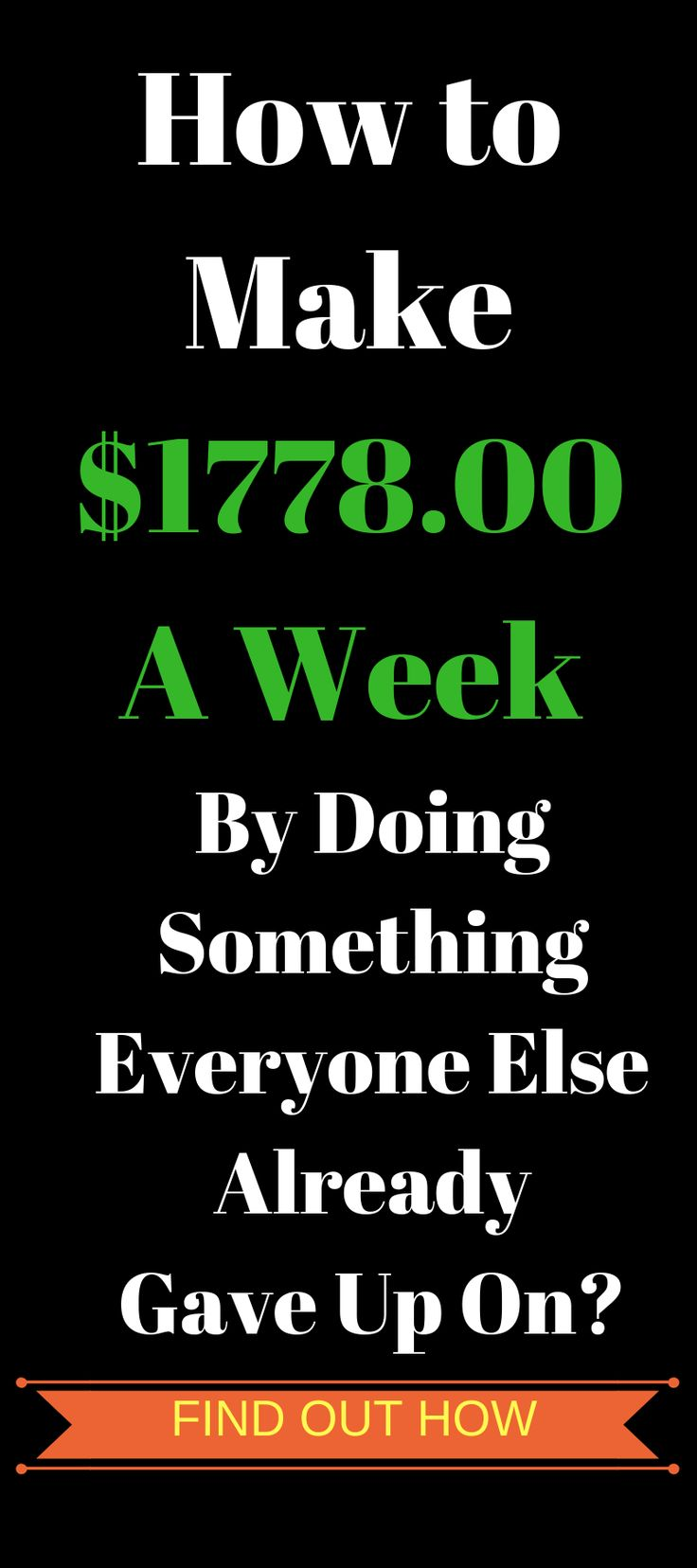 HOW TO MAKE MONEY ONLINE WORKING FROM HOME.  Want to make  $1778 a week by doing… – Belle Elliott