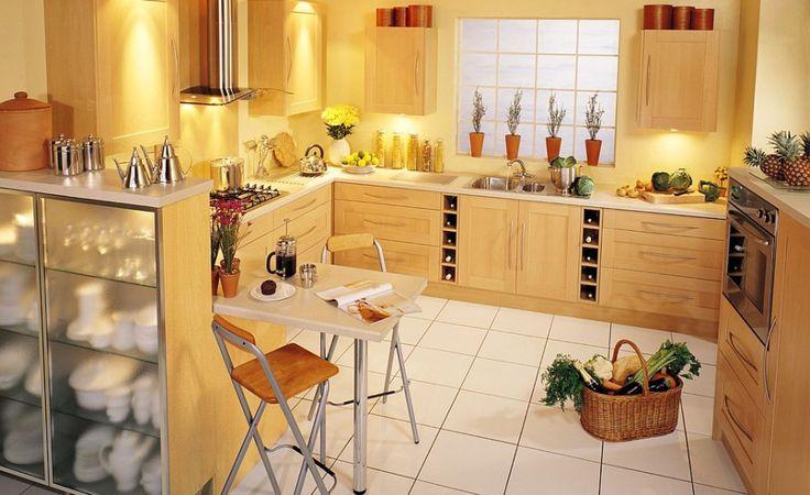 Idei pentru decorarea unei bucatarii