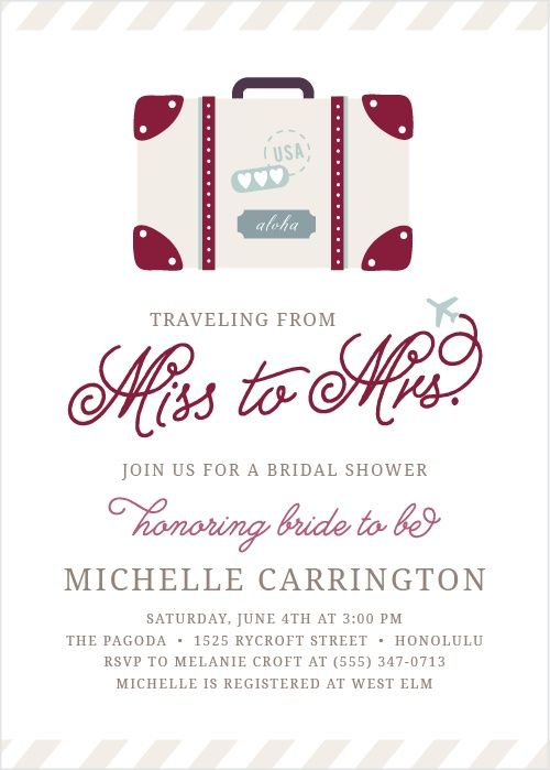 Best 25+ Travel bridal showers ideas on Pinterest Travel - office bridal shower invitation wording