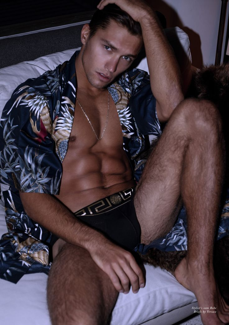 Lucas Garcez by Photographer Joseph Lally 160511 07 | Male Celeb News
