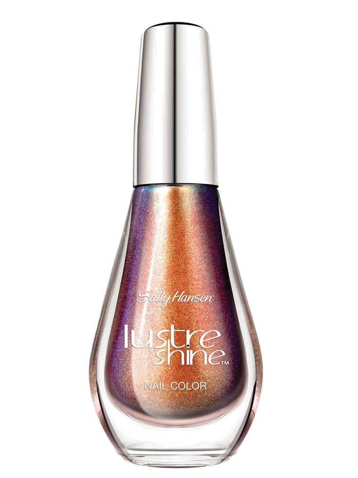 Лак для ногтей Lustre Shine № 008 - Copperhead сверкающий золотист-коричневый (10 мл) - Sally Hansen, акция действует до 8 декабря 2014 года | LeBoutique - Коллекция брендовых вещей от Sally Hansen