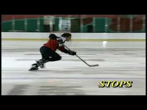Hockey Off-Ice Training - YouTube