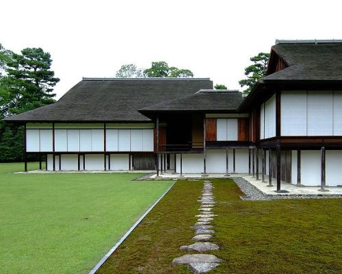 Katsura Imperial Villa, Kyoto, Japan...