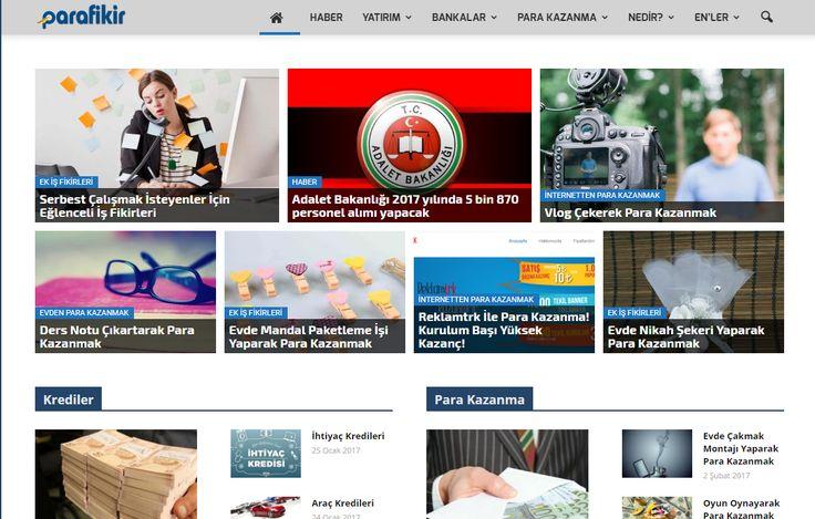 www.parafikir.net evden ek iş , internetten para kazanma , para kazanma yolları