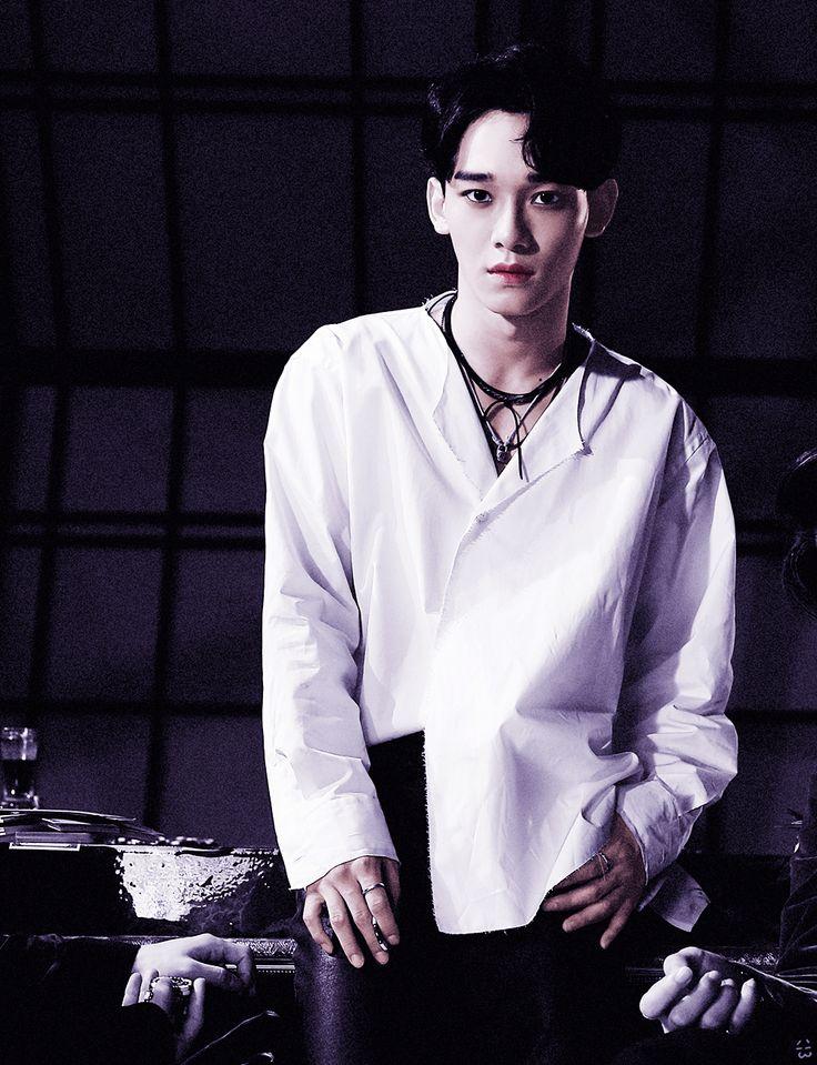 160816 EDIT #Chen #EXO - EXO Vol.3 Repackage #Lotto