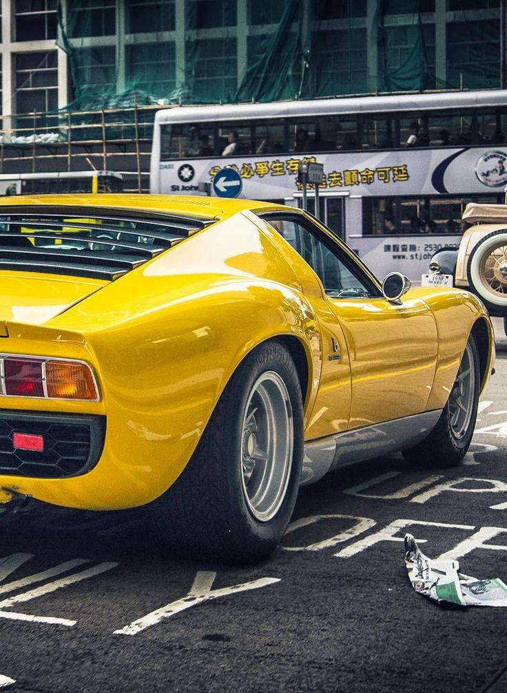 Lamborghini Miura   Drive a Lambo @ http://www.globalracingschools.com