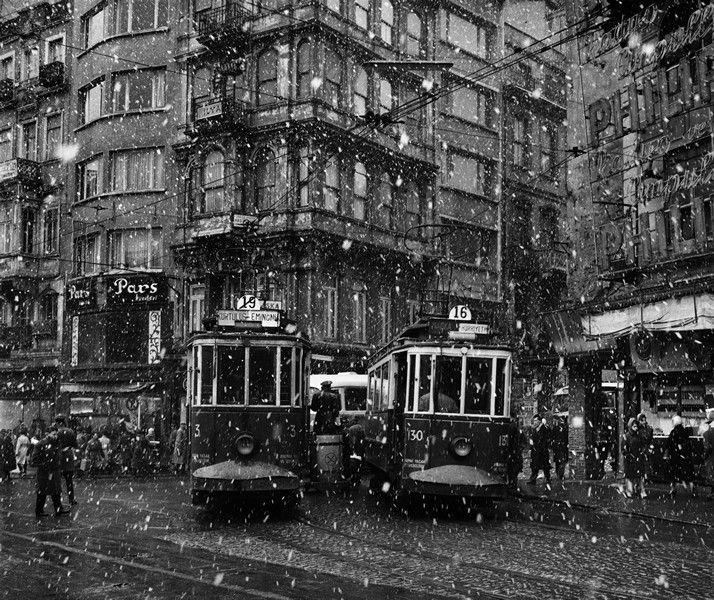 Ara Güler , Galatasaray, 1960.