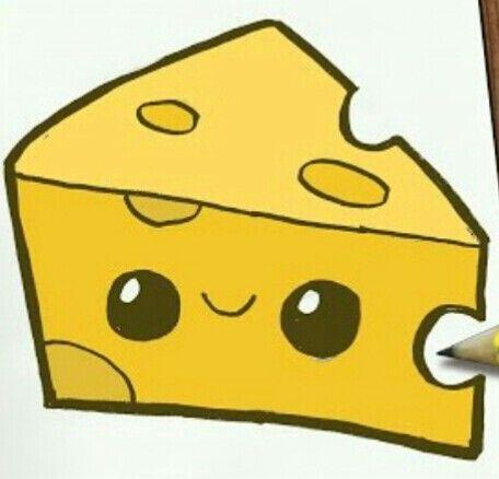 Kawaii Cheese