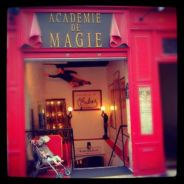 Musée des Automates et de la Magie