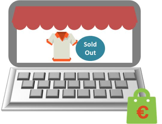 An 'out-of-stock' message on an online store is a major turn off for the customers. It also opens ways to decline in sales of the online store owing to cart abandonment. Numerous surveys have suggested that around 25% online buyers abandon their cart due to the out-of-stock issues they face. In reality the numbers are quite high as many online stores notify if a product is out-of-stock even before adding it in the cart, which compels the customer to leave the site then itself.