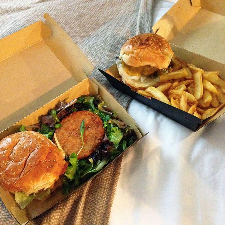 Schwart's deli / best chicken burger