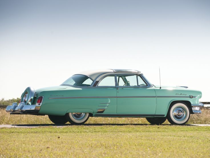 1954 Mercury Monterey Sun Valley Hardtop Coupe Maintenance/restoration of old/vintage vehicles: the material for new cogs/casters/gears/pads could be cast polyamide which I (Cast polyamide) can produce. My contact: tatjana.alic@windowslive.com