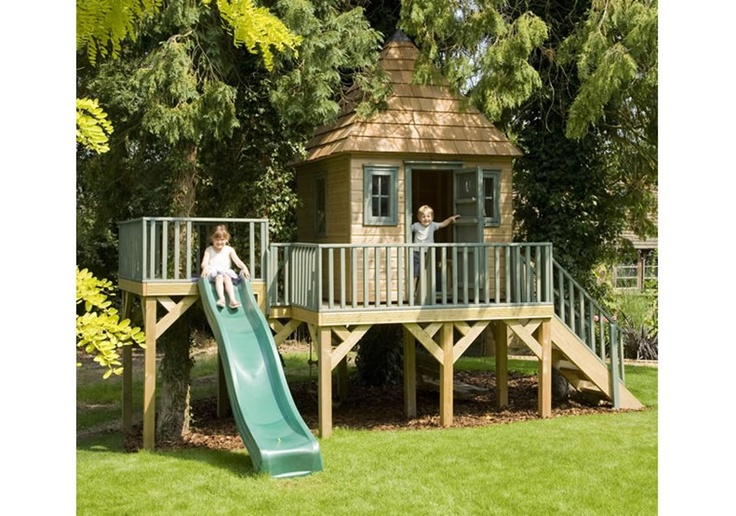 1000 images about boys playhouse ideas on pinterest for Garden playhouse plans