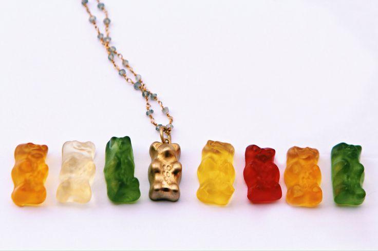 Maggoosh Jewelry Gummy bears