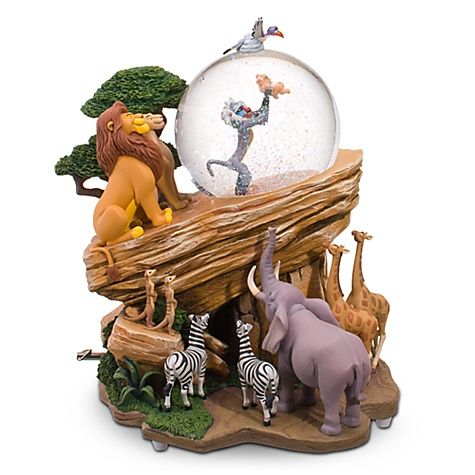 My love of snowglobes is always increased exponentially when Disney is involved.