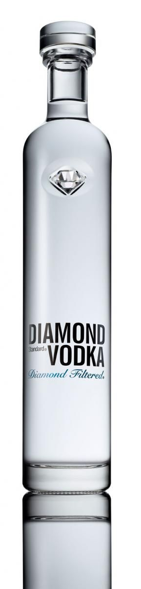 DIAMOND VODKA  www.diamondbeverages.com
