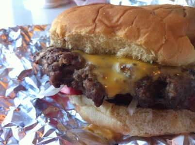 best at home burger