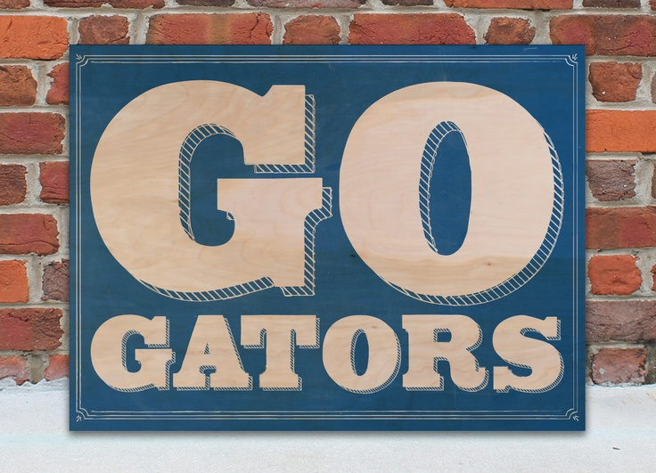 Florida Gator Wall Art 86 best the swamp images on pinterest | gator football, florida