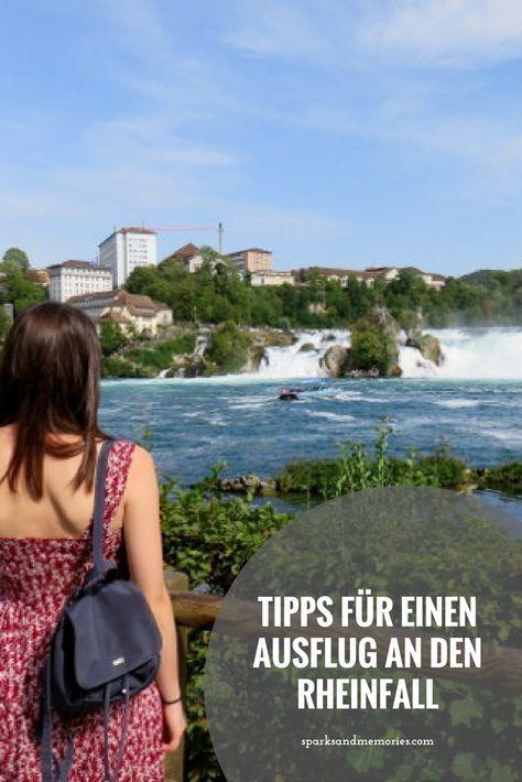 Tipps und Tricks für einen Ausflug an den Rheinfall. Parken, Picknick und wandern Schloss Schweiz Schaffhausen Tagestrip Tagesausflug Ausflug Trip Kurztrip Switzerland Rhein Rheinfall spazieren schweizer Grenze Ausflugsziel Schweizer
