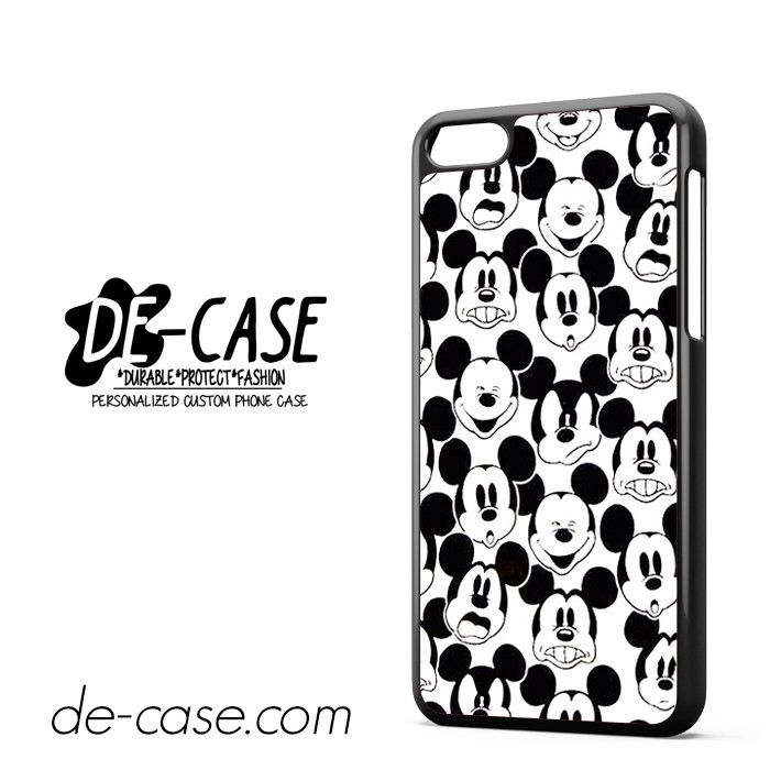 Mickey Mouse Wallpaper For Iphone 5C Case Phone Case Gift Present YO