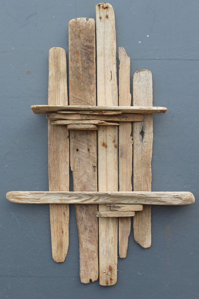 The 25 best driftwood shelf ideas on pinterest custom for Driftwood wall